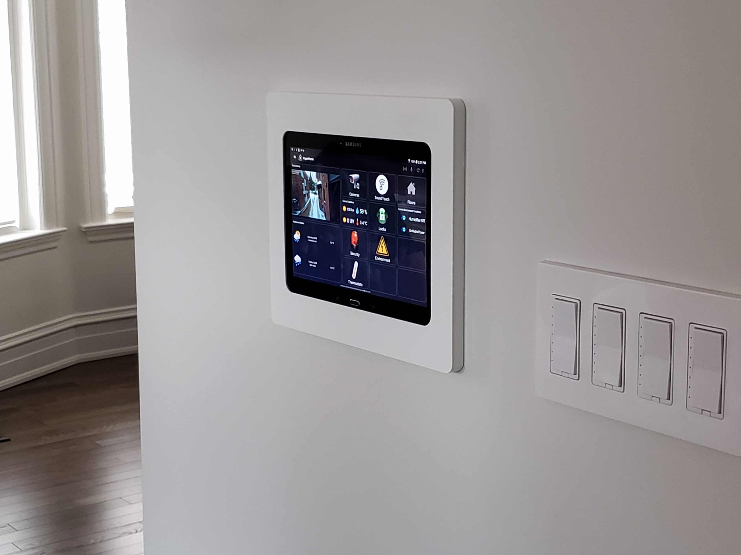 Want to learn more about our Smart Home Systems ?